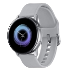 Samsung Galaxy Watch Active 2 40mm Aluminum WiFi - Bleu Gris