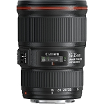 Objectif Canon EF 16-35mm f4 L IS USM