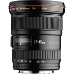 Objectif Canon EF 17-40mm f4 L USM