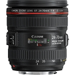 Objectif Canon EF 24-70mm f4L IS USM
