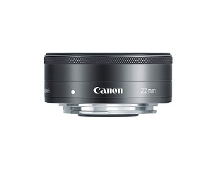 Objectif Canon EF-M 22mm f/2 STM