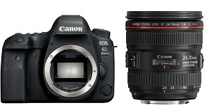 Canon EOS 6D Mark II avec 24-70mm f4L IS USM