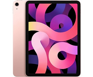 Apple iPad Air (2020) 10.9 64Go WiFi - Or rose