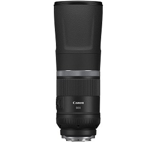 Objectif Canon RF 800mm f/11 IS STM