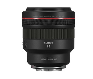 Objectif Canon RF 85mm F1.2L USM DS