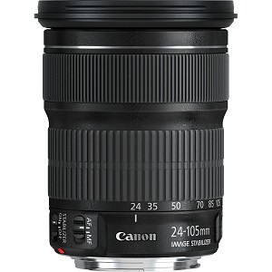 Objectif Canon EF 24-105mm f3.5-5.6 IS STM