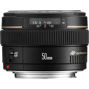 Objectif Canon EF 50mm f1.4 USM