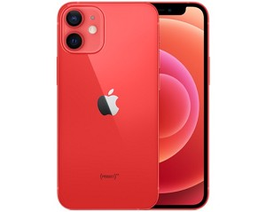 Apple iPhone 12 mini 64Go (Débloqué) - Rouge